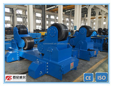 Heavy vessel used Welding rotator