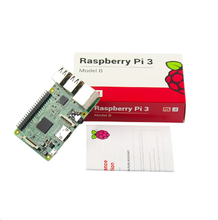 2017 RS Version Raspberry Pi 3 Model B 1GB RAM Quad Core 1.2GHz 64bit CPU WiFi & Bluetooth 4.1