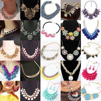 5b6293a9804b Tienda en línea China! Al por mayor gargantilla novia cadena de oro collar  del