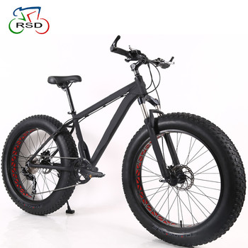 9a6e8e87089 CE standard RSD Aluminum alloy frame type 26 inch 21speed big tire fat bike /snow