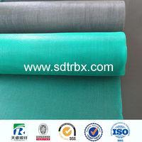 high quality and low price fiberglass window screen/pleated net/pleated window screen