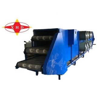 XHD Rubber Sheet Cooling Machine