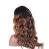 Natural virgin cheap fashion raw southeast asian hair front wig wholesale for women