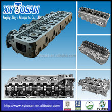 auto Cylinder Head for DAEWOO NEW MATIZ 1.0L 96666228