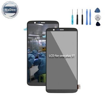 Original lcd assembly for one plus 5T,lcd screen for one plus 5T,lcd touch screen for one plus 5T accept paypal