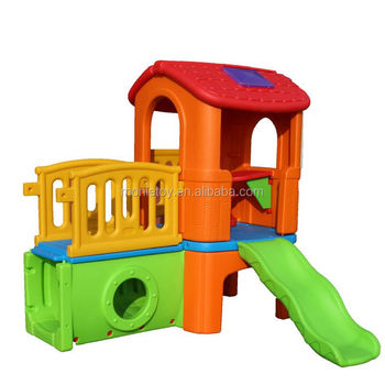 Nice High End Little Baby Kids Play Indoor Playground Business Plan Giant Slide  For Sale