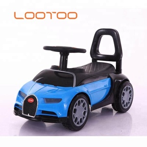 Hot selling plastic cars for babies easy / children ride on toy car / car ride for kids