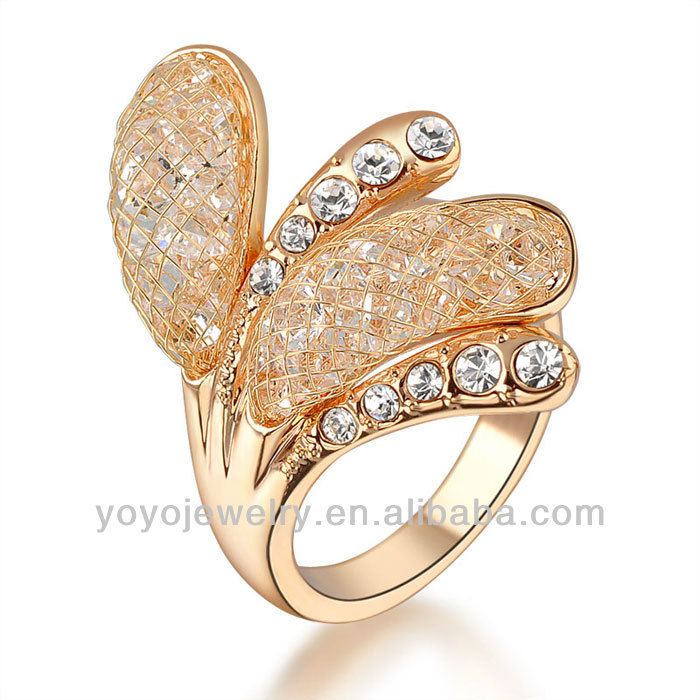 2014 Ring Design Gold Wedding Gold Rings Design For Women With ...