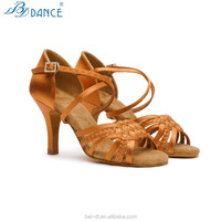 women latin shoes ladies standard shoes with various styles Model 2360