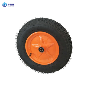 Wholesale high-load pneumatic tire multifunctional 400-10 rubber wheel