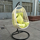 Modern Outdoor Patio Swing Hanging Egg Chair Living Room Swings