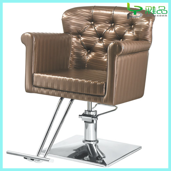 Yapin elegant used beauty salon furniture of barber chair