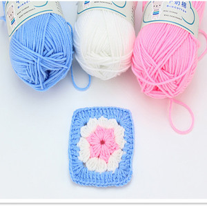 crochet knitting elastic Summer Yarn