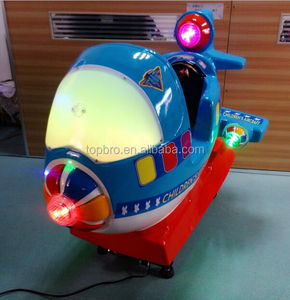 fiberglass coin operate toy kiddy ride on toy car