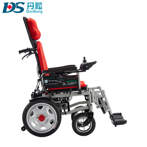 Foldable cheap electric stair climbing wheelchair prices