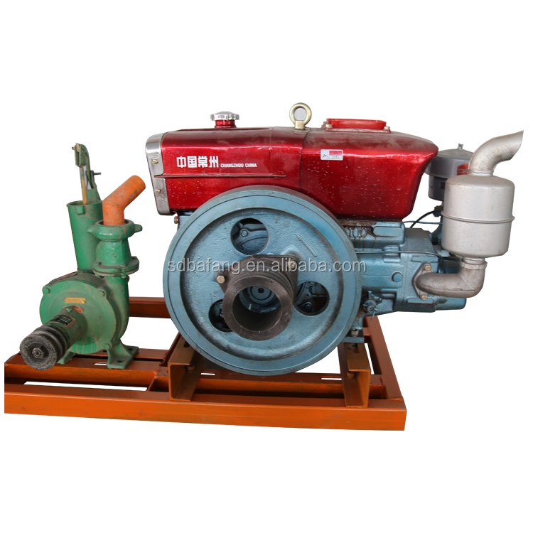 High quality diesel power water well drill for sale