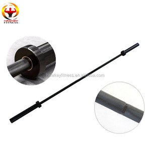 Chromed flat bar Weight plates dumbbell Weightlifting Barbell Bar