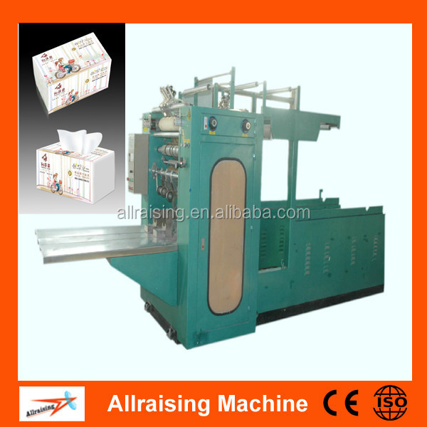 Full Automatic Embossing Compressed Tissue Machine