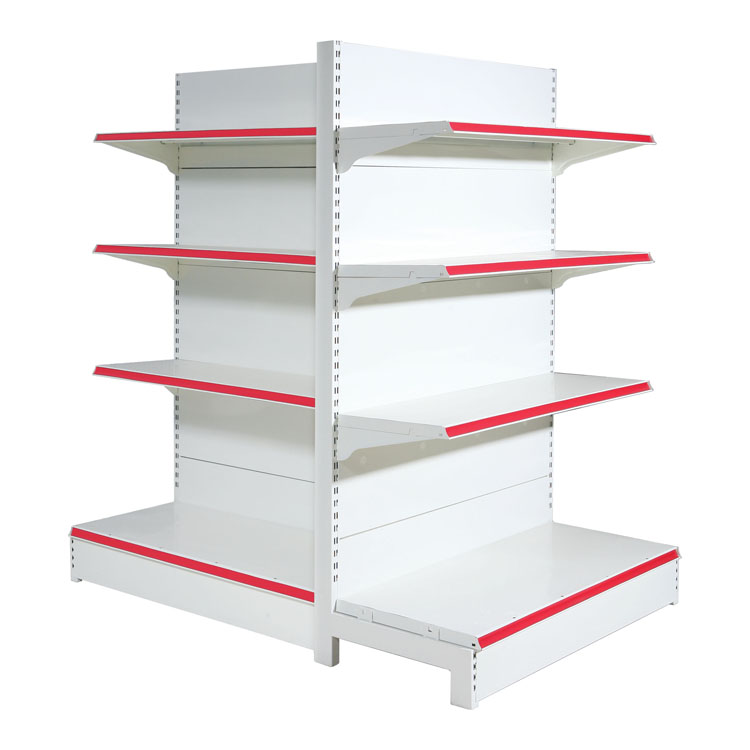 Convenience-shop einzelhandel store metall supermarkt rack regal für display