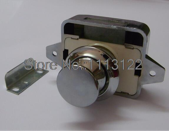 Push Button Cabinet Latch For Rv Motor Home Cupboard