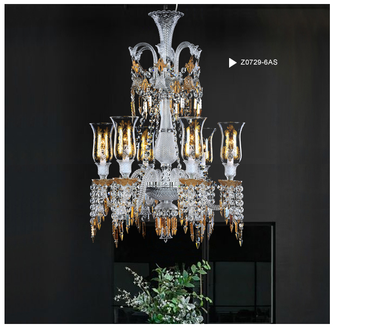 Baccarat Wall Lights and Sconces with Crystal