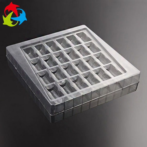 Personalizzato Clear PVC blister vassoio per Nail Polish