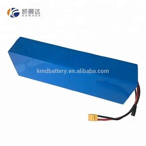 High power 72v electric bicycle battery lithium ion battery 72V 20Ah with BMS for 3000W motor