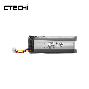 CTECHi 3.7V Li-ion polymer toy battery 682052 640mAh