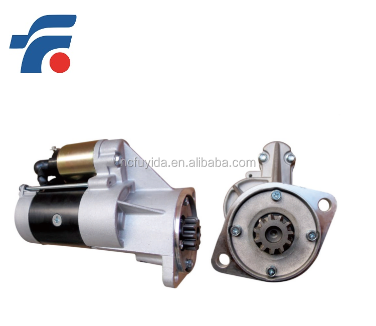 24V 4.0KW HITACHI STARTER MOTOR FOR JCB 4JJ1 S25-514