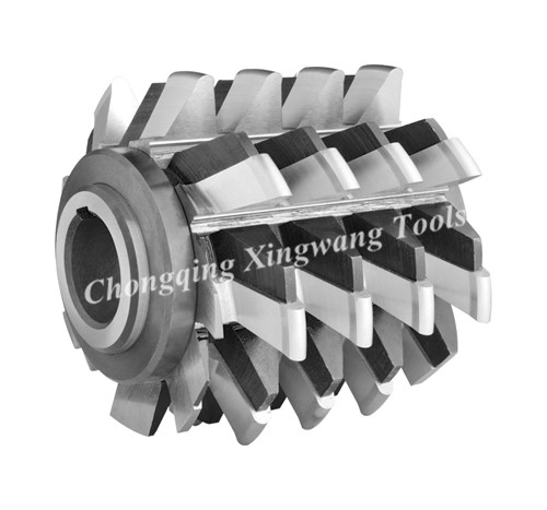 Heavy Duty Gear Hob/Hub Cutter for Spur and Helical Gear