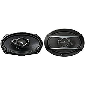 "PIONEER TS-A6966R A-Series 6"" x 9"" 420-Watt 3-Way Speakers"