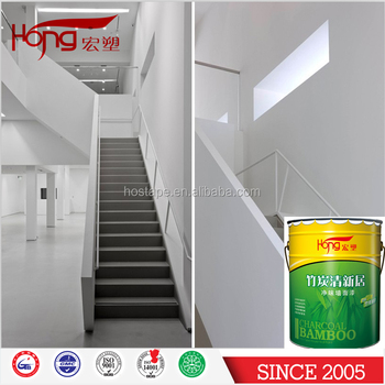 Top Grade Luxury Colorful Interior Wall Paint Waterproof Paint