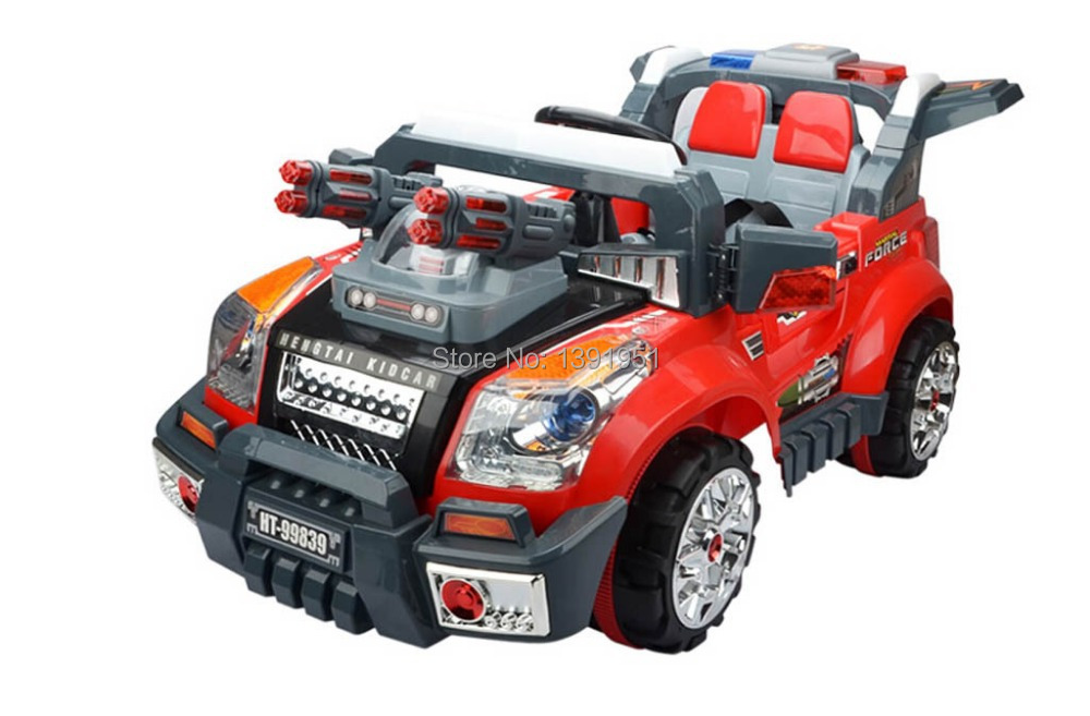 Cool Remote Control Cars: Double-drive-chariot-electric-cars-for-kids-remote-control