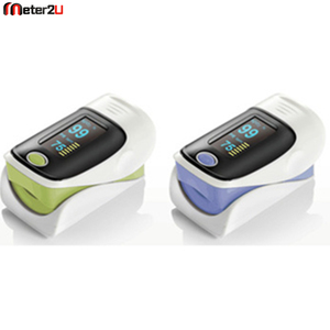 Blood Testing Equipments Type pulse oximeter oxygen measure finger