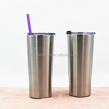 Whole Stainless Steel 20 Oz Travel Coffee Mugs With Handle Double Wall Insulated Thermal Cups