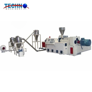 Trade Assurance double screw pelletizer With Professional Technical