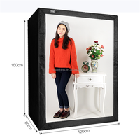 2017 deep photo studio led softbox light studio background for adveting and photography