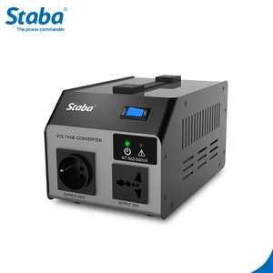 AT Series Auto 110V to 220V Voltage Converter 1000W