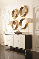 Buffet Glass - Sideboard with mirror