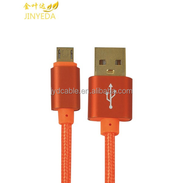 bulk products from china data line wholesale micro usb cable with high quality