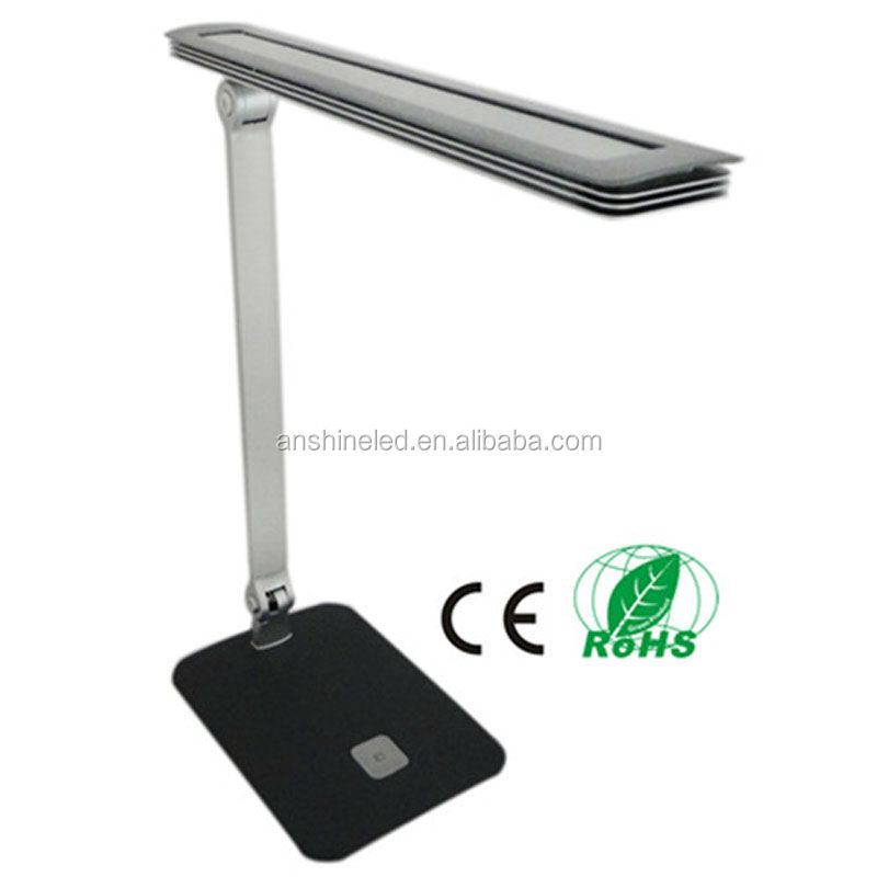 3 gears dimming Eye protection Modern Office led desk lamp