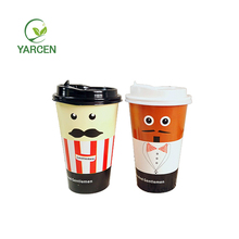 Low price of big size paper cups for xcmg spare parts