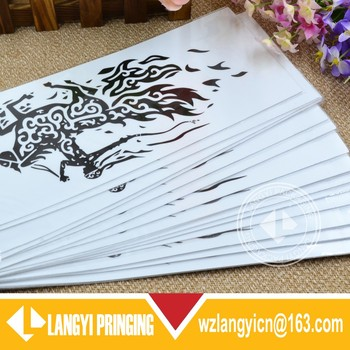 Custom Premium Transparent & Clear Vinyl Sticker Printing - Buy Vinyl  Transparent Stickers,Clear Vinyl Sticker,Transparent Vinyl Sticker Product  on