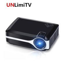 [Hot selling]Mini smart full hd custom pico pocket beam projector christmas projector