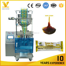 Small bag vertical automatic amul butter packing machine