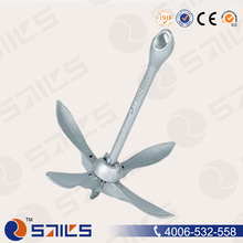 Ship and vessel light type folding Anchor