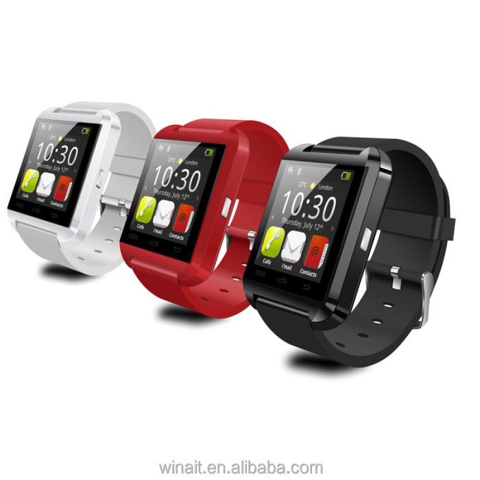 2016 china U8 Gt08 A1 bluetooth smart watches,new arrivel factory price wholesale watch,cool muti-function fitness