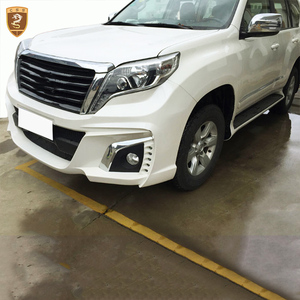 body kit for prado wd style front bumper/rear bumper body parts