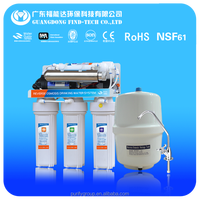 6 stages home drinking UV water purifier filter