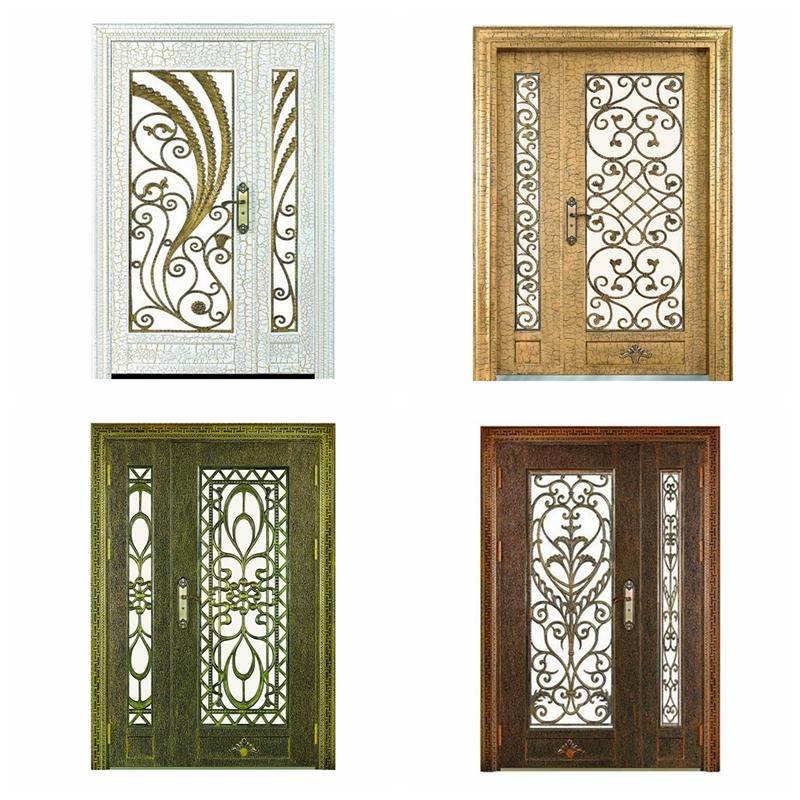 House Exterior Metal Dutch Door Hl J58 Buy Dutch Door